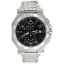 Aqua Master White Dial Diamond Mens Watch W#321 1