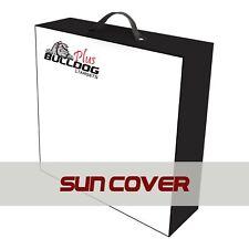 New Bulldog Targets Rangedog Archery Target Sun Cover