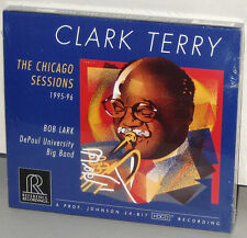 Reference Recordings CD RR-111: CLARK TERRY The Chicago Sessions 1995-96, USA SS