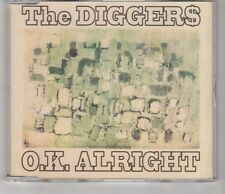 (HI797) The Diggers, O.K. Alright - 1997 DJ CD