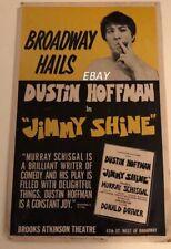 Rare 1968 Dustin Hoffman Jimmy Shine