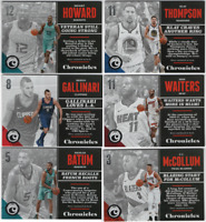 2017-18 Panini Chronicles Basketball - Base and RC Cards - Choose Card #'s 1-150