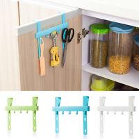 Porte de rangement en rack 5 crochets support de la cuisine Hanging IHS