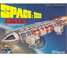 Space:1999 Eagle-1 1/72 scale skill 2 MPC plastic model kit#791