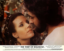 Roddy McDowell Kabir Bedi THE THIEF OF BAGHDAD Peter Ustinov UK LOBBY CARD SET