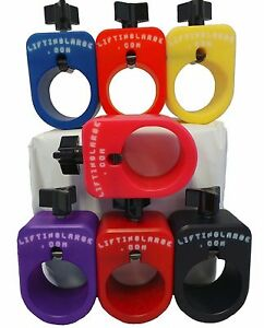Proloc Barbell Collars - fits most olympic bars