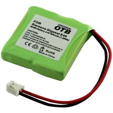 Batería compatible con Siemens Gigaset e40, Gigaset e45, Gigaset e 450, Gigaset 455
