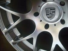19-inch Porsche 991 996 997 Carrera 2 C4S Turbo Hyper Silver 5x130