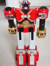 Power Rangers Zeo Deluxe RED BATTLEZORD Megazord red ranger Battle Zord mmpr 1