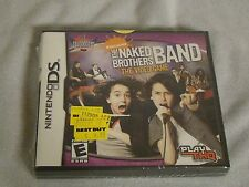 The Naked Brothers Band -The Video Game (Nintendo DS, 2008)