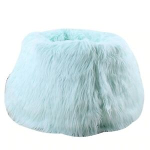 New Bean Bag Cover Soft Cozy Home Living Room Sofa Seat Indoor Chair Decoration