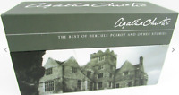 Agatha Christie The Best of Hercule Poirot & Other Stories Audio CD's Near Mint