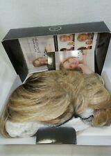 NEW Toni Brattin Stunning Styled Wig MEDIUM BLONDE - PLUS - NEW IN BOX A300991