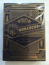 Monarchs  - Purple -  Playing Cards Deck  - Theory11 - Bicycle - T11