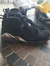 af38b93bce0d7e Nike Air JORDAN 8 VIII Retro 2013 Playoff Black 305381-061 size 11.5