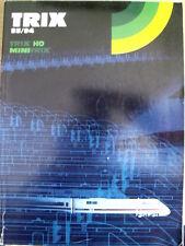 Catalogo TRIX 1993-94  - DEU -  [TR.2]