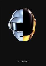"Daft Punk Random Access Memories Music Poster Art Print Columbia RAM New! 24x36"""