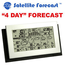 WF-5600 Wireless Weather Forecast Station with outside temperature RRP $179