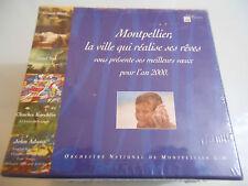 """coffret cd musique classique """"Montpellier La Ville Qui Realise Ses Reves"""""""