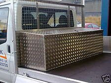 Aluminium alloy tool box vault van chest iveco transit sprinter Price inc VAT