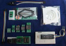TL866A USB Universal Programmer Black Socket EEPROM SPI FLASH GAL AVR MCU PIC