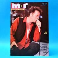 DDR Melodie und Rhythmus 9/1989 Country Simple Minds Tom Jones Tanita Tikaram 2