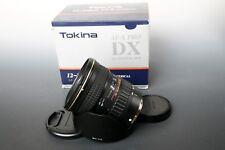 für  Canon EF Tokina AT-X pro DX II Asph.  12-24mm F/4 wie neu