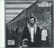 EDGAR BROUGHTON BAND - IN SIDE OUT 72 UK FRINGE FREAK ROCK CD +4 SINGLES TRKS