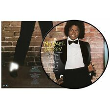 Michael Jackson - Off The Wall (1LP Picture Disc Vinyl) 2018 Epic NEU!