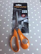 FISKARS 9853 21cm Scissors - Stainless Steel Classic Universal General Purpose