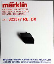 MARKLIN 322377 RE. DEFLETTORE FUMO DX    WINDLEITBLECH RE. 39242 T22912