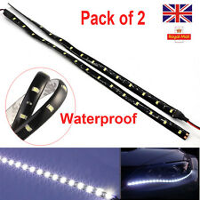 2X15 LED 3528 SMD IP65 Waterproof Flexible Strip Light  Lamp Car Home 30cm White