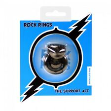 Support Act Black Tight Vibrating Male Penis Ring Cock Ring Adult Sex Toys UK