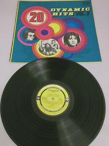 Rare Vintage Vinyl LP Record 1972 - Dynamic Hits Vol.2