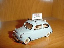 "SEAT 600 2nd SERIES ""100.000"" FIAT 1962 1:43 MINT!!!!"