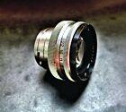 Vintage Jupiter-8M lens Carl Zeiss Sonnar lens film camera photography ussr