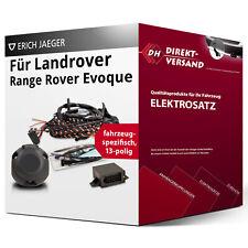 Für Landrover Range Rover Evoque Typ LV Elektrosatz 13polig spezifisch neu