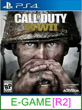 PS4 Call of Duty WW II [R2] ★Brand New & Sealed★