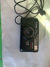 Canon Sure Shot 35mm Point & Shoot Film Camera