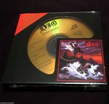 DIO - HOLY DIVER - 24 KT GOLD CD - Audio Fidelity - Cracked Case - AFZ 136
