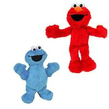 Sesame Street Elmo Cookie Monster Plush Stuffed Animal Toy Gift Set Boys Girls