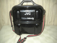 Jvc VideoMovie Vhs-C Hq Camcorder Accessories, Cables, BatterY, Case