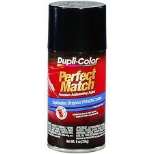 Duplicolor Bha0982 For Honda Code B92p Black Pearl 8 Oz Aerosol Spray Paint