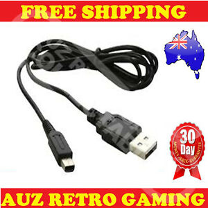 USB Power Charge Charging Cable Cord for Nintendo DS 3DS XL DSi NDSI Charger