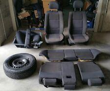 sedili usati BMW serie 3 e46 anno 98/02