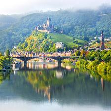5T Urlaub an der Mosel Hotel Bad Bertrich Kurz Reise Rheinland Pfalz übernachten