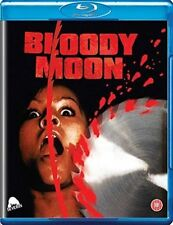 Bloody Moon 5037899008270 With Olivia Pascal Blu-ray Region B