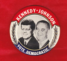 CLASSIC 1960 KENNEDY - JOHNSON WHEAT SHEEF JUGATE