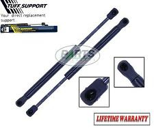 2 REAR TRUNK LIFT SUPPORTS SHOCKS STRUTS ARMS PROPS RODS DAMPER