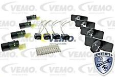 VEMO PDC Parking Sensor Rear Black Ultrasonic For BMW E46 6989067